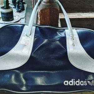 Vintage new old stock addidas bag
